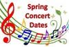 spring concert dates