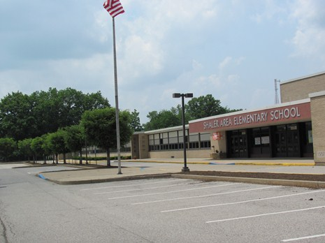 Shaler Area Elementary School exterior