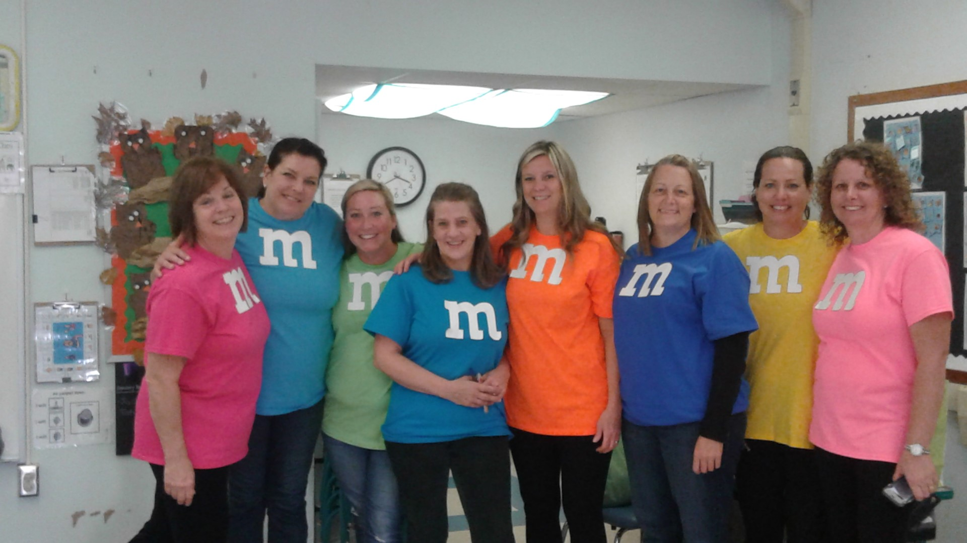 The M & M gang