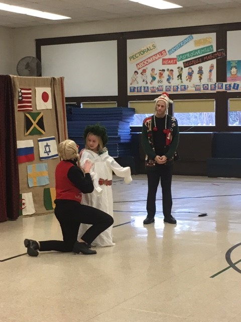 Holidays Around The World Assembly