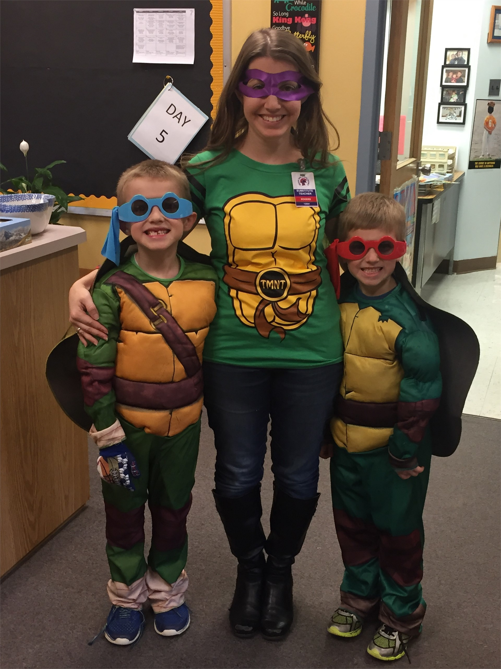 Fall Party - TMNT