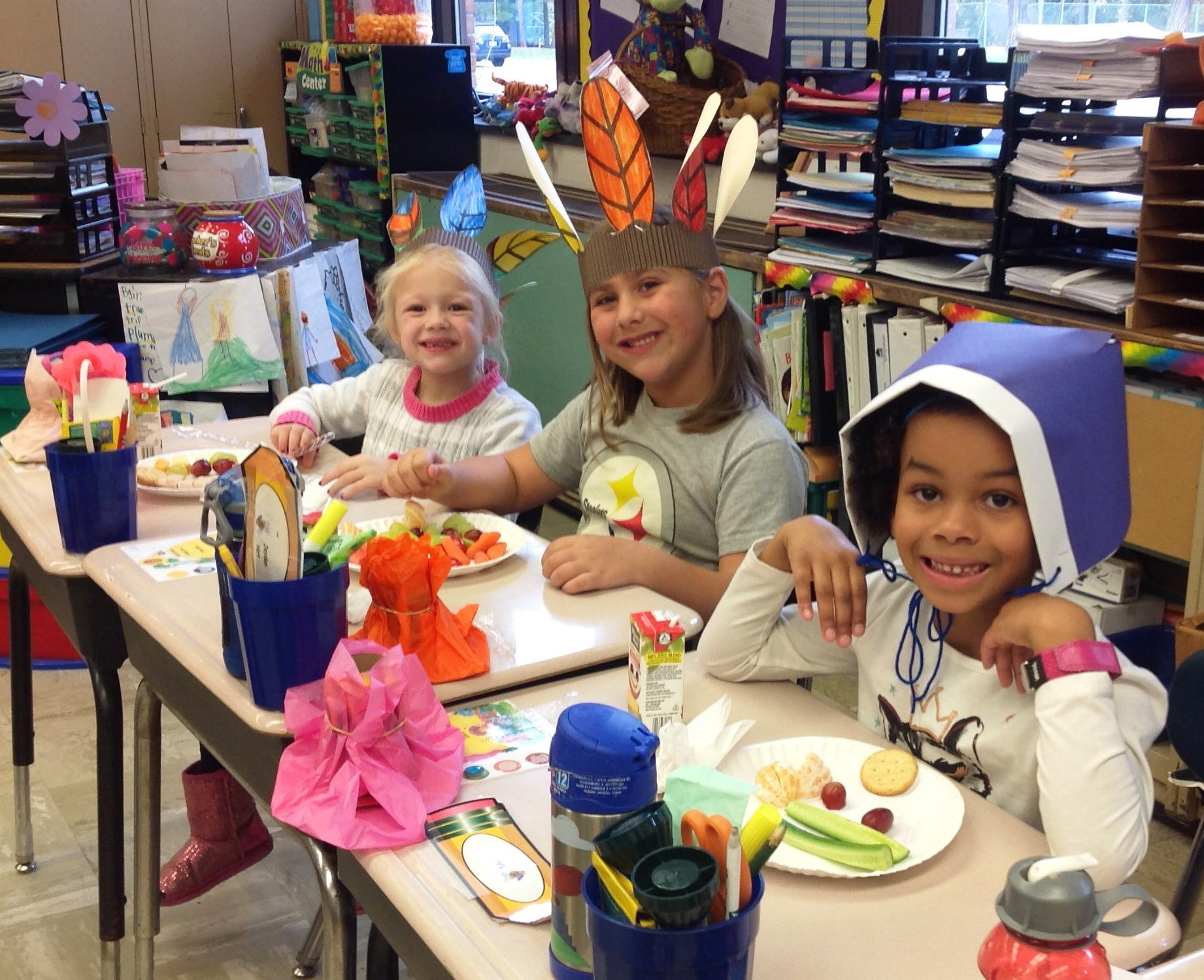 1A Thanksgiving Celebration