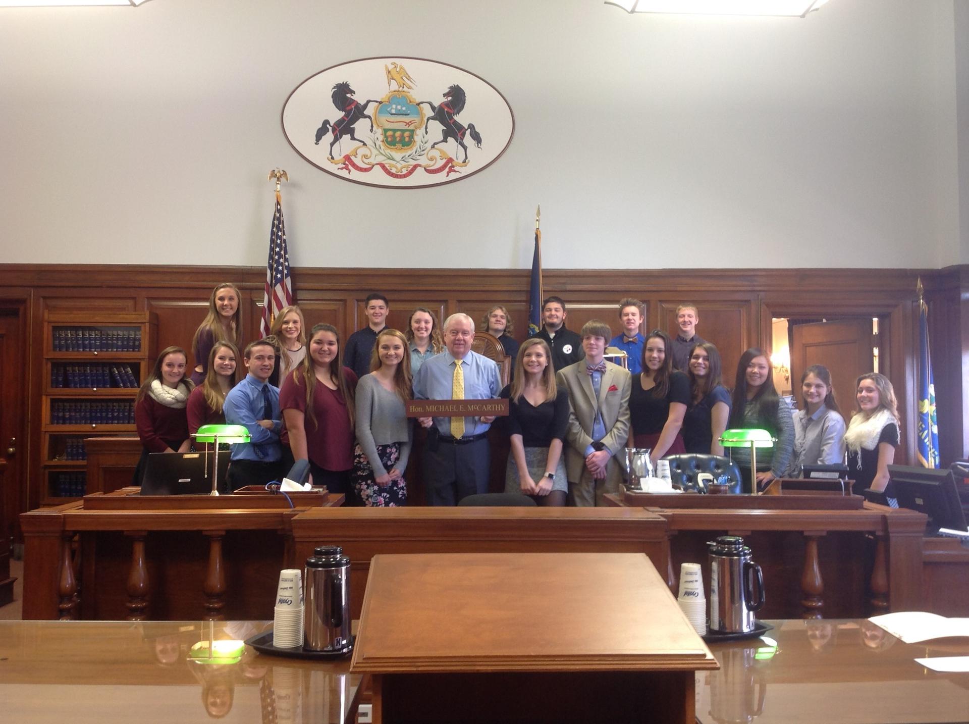 Court of Common Pleas - Judge McCarthy