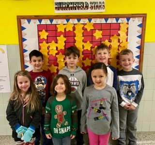 Burchfield Stars for the week of December 5, 2016