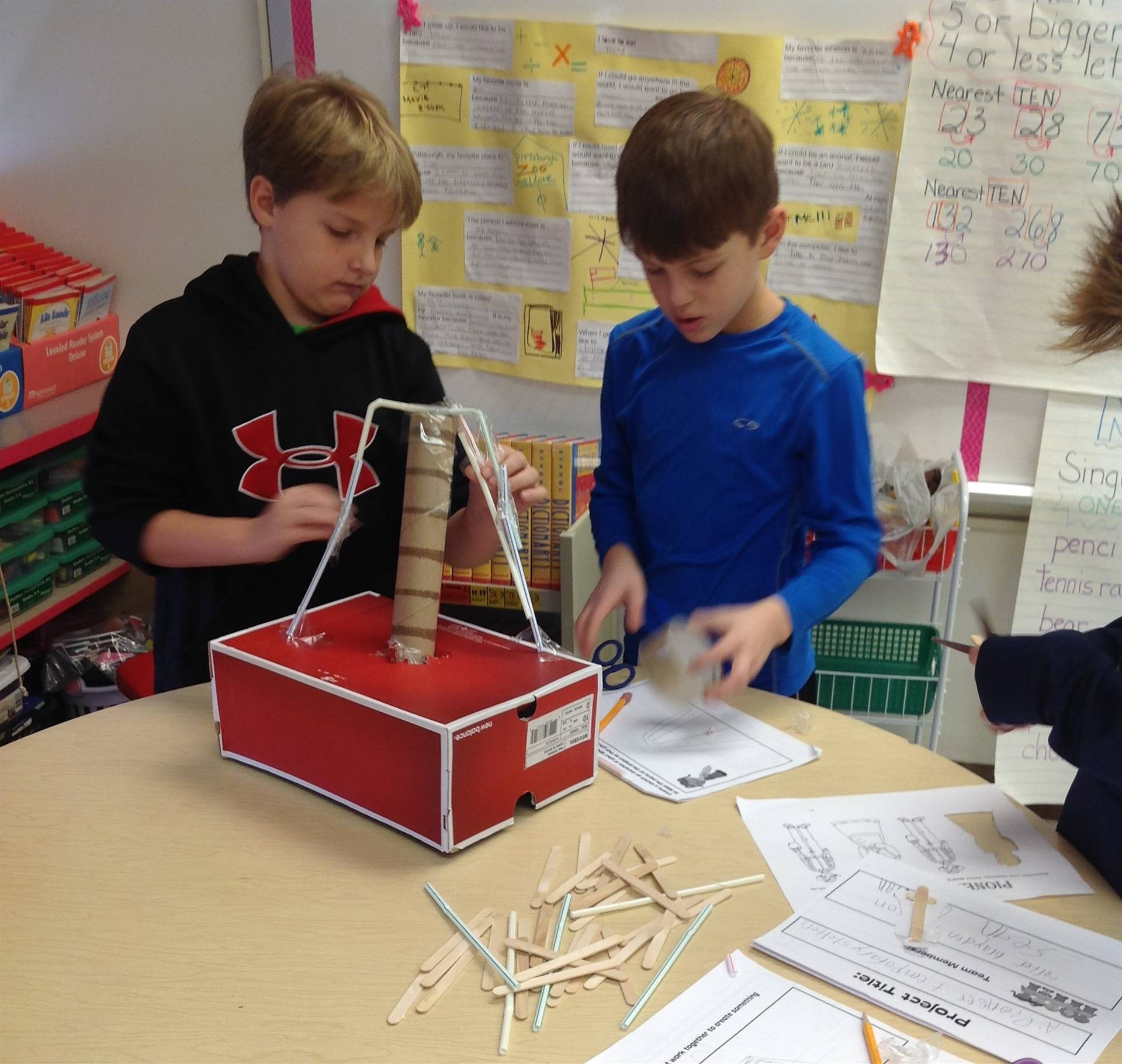 3rd Grade STEAM Program