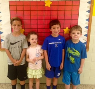 First STARs of the new school year