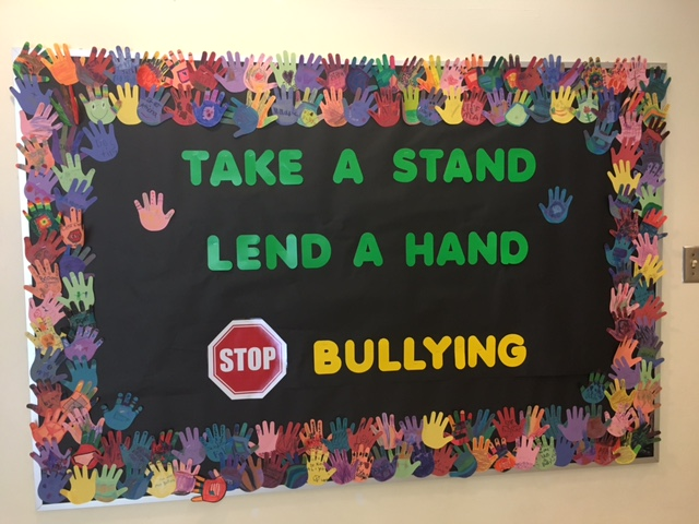 """Bully Prevention Month"""