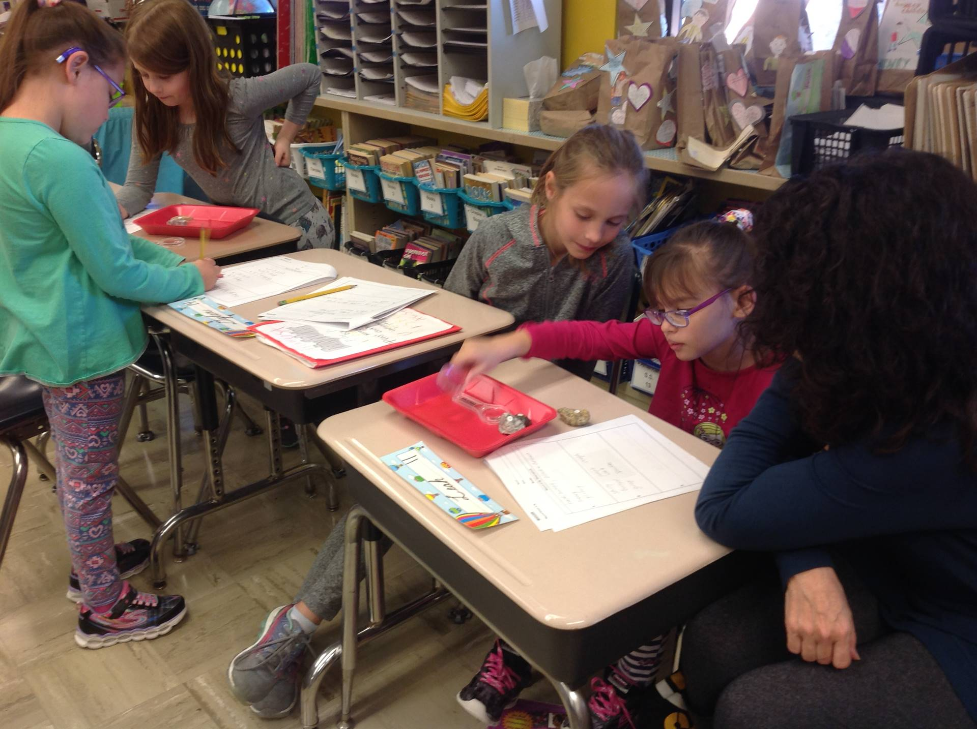 Rocks and Minerals - Third Grade