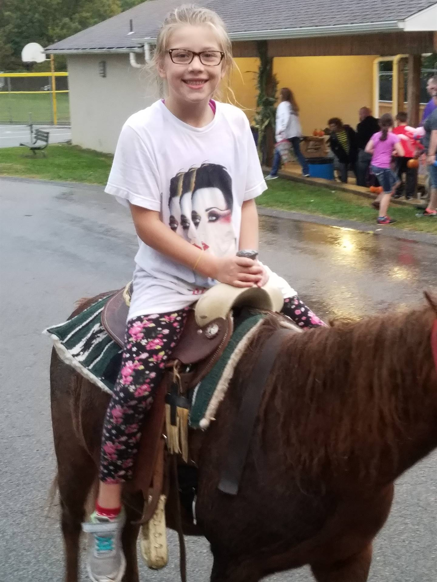 More pony rides at Fall Festival