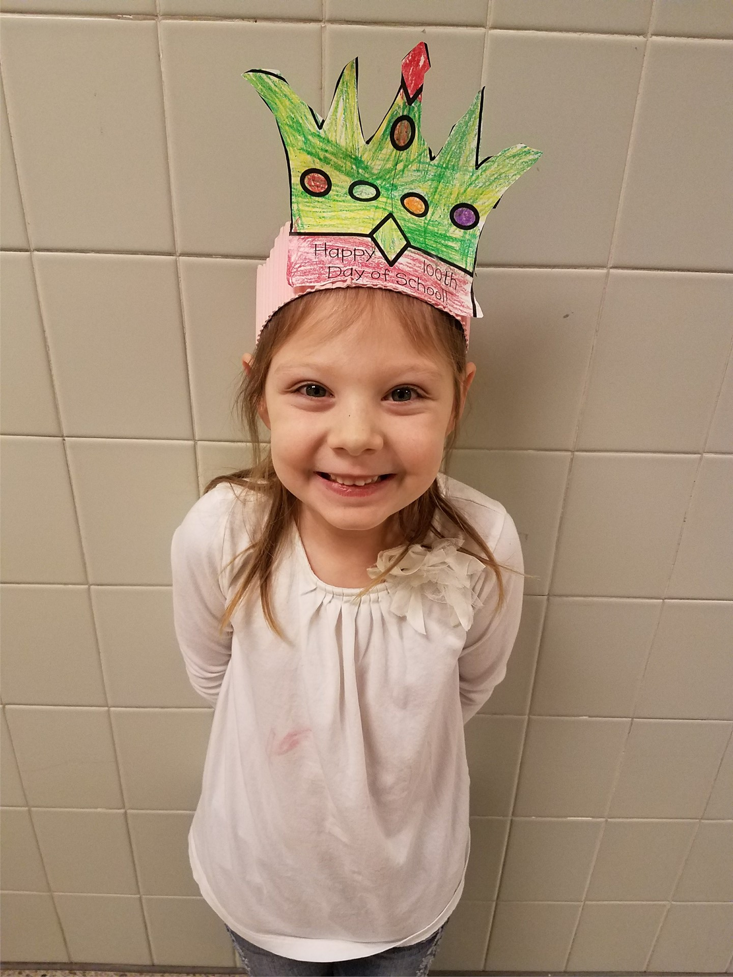KA Celebrates The 100th Day of School