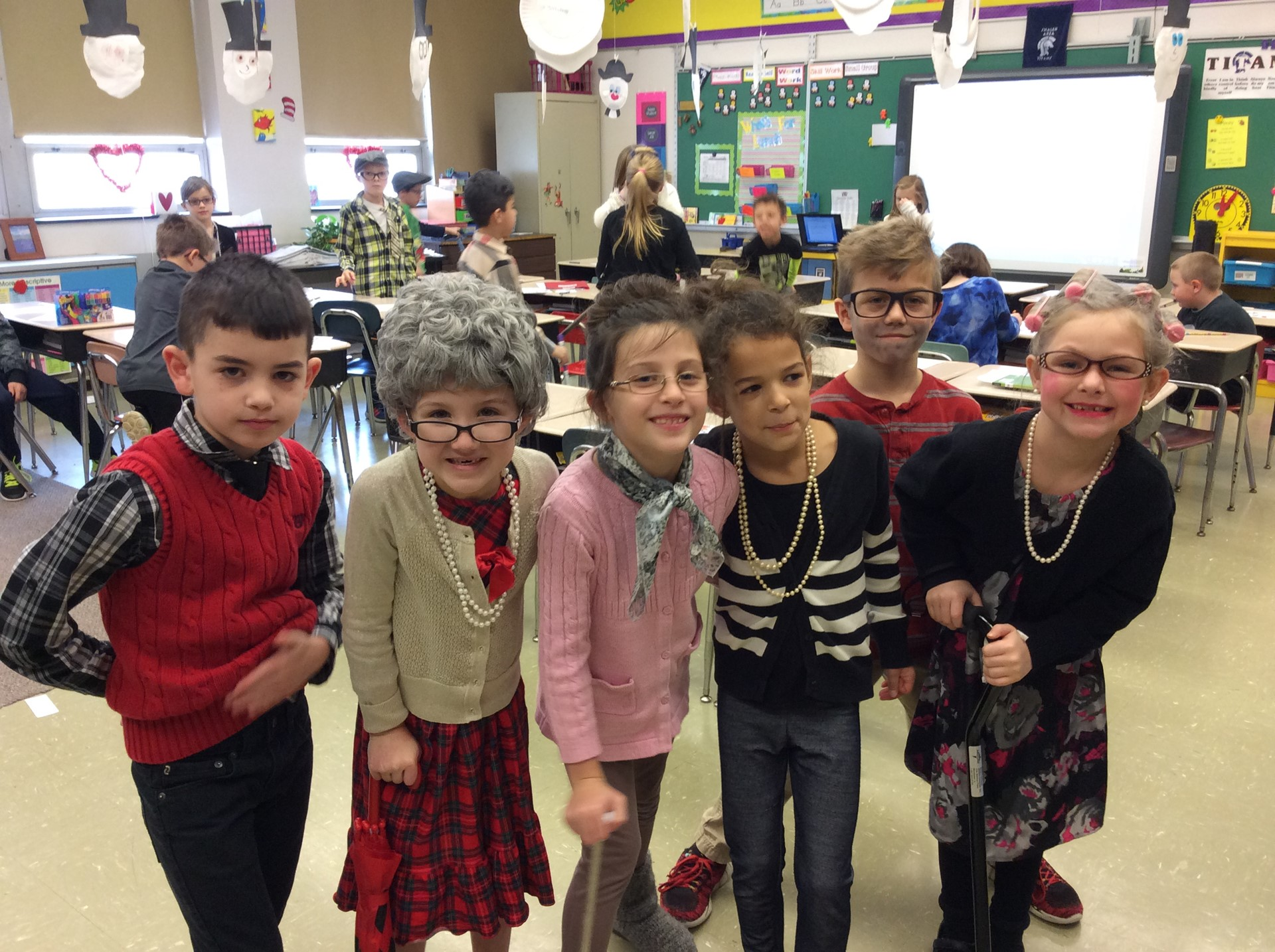 2A celebrates 101th day of school