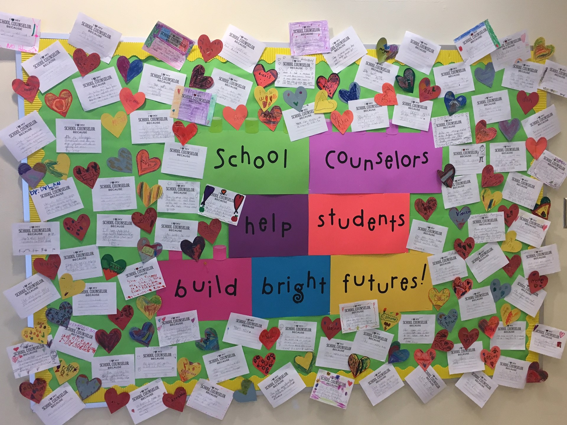Celebrating School Counselors Week
