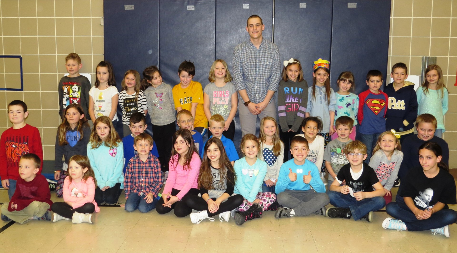 Celebrating March Music month with Mr. Chris Jamison