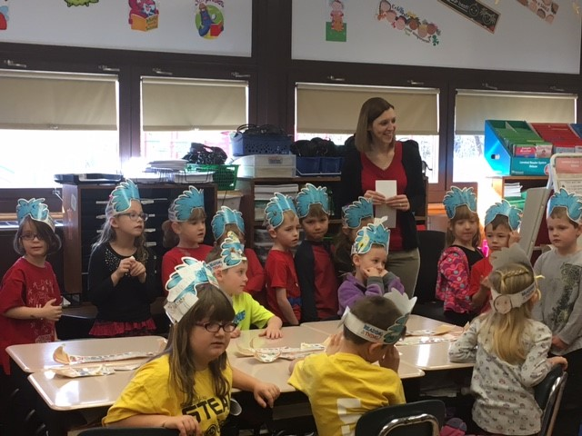 Dr. Seuss Week Activities