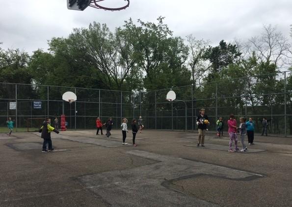 Fun Day - 3rd Grade