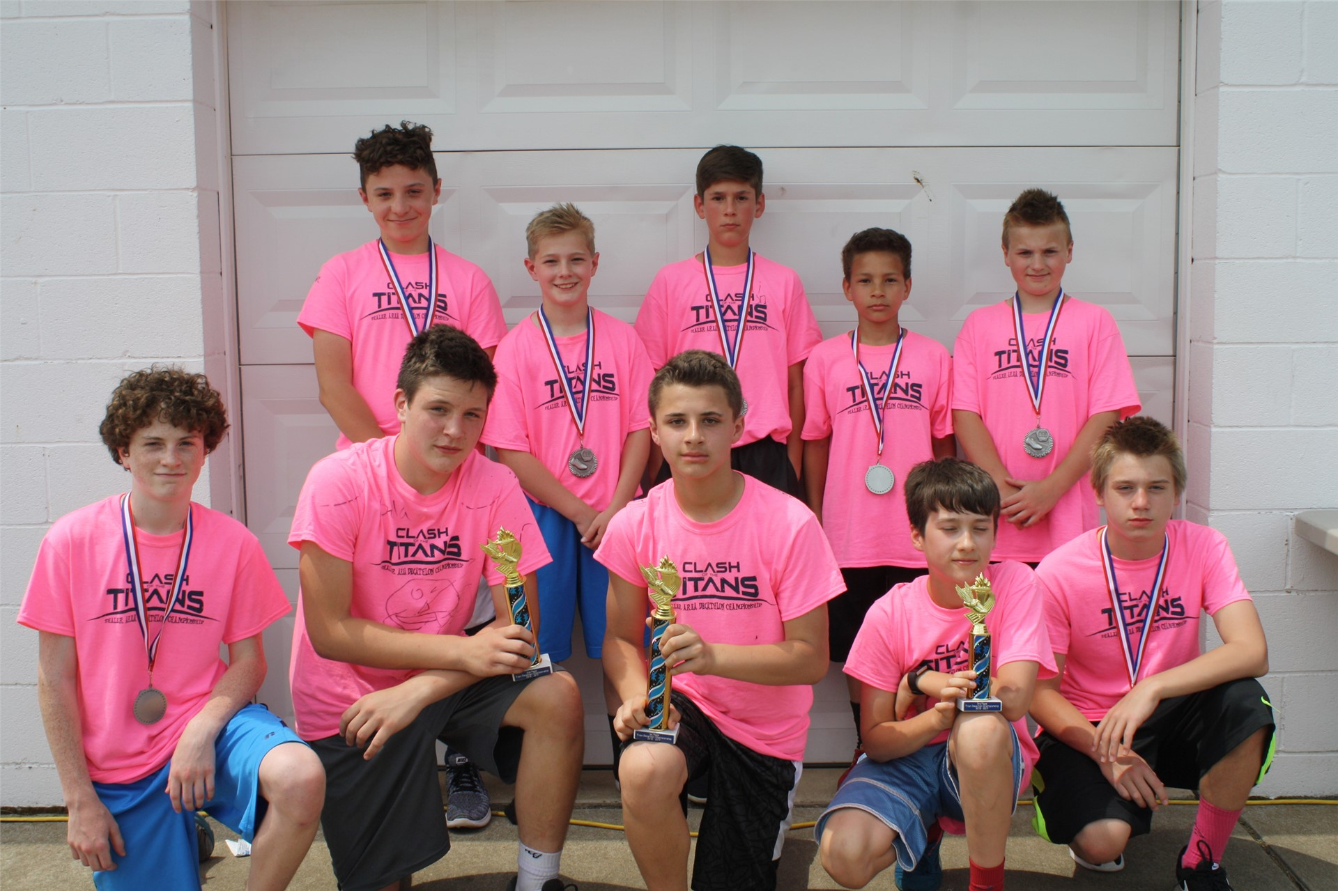 6th Grade Boys