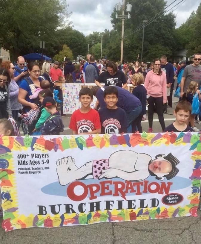 Burchfield-Homecoming-Banner