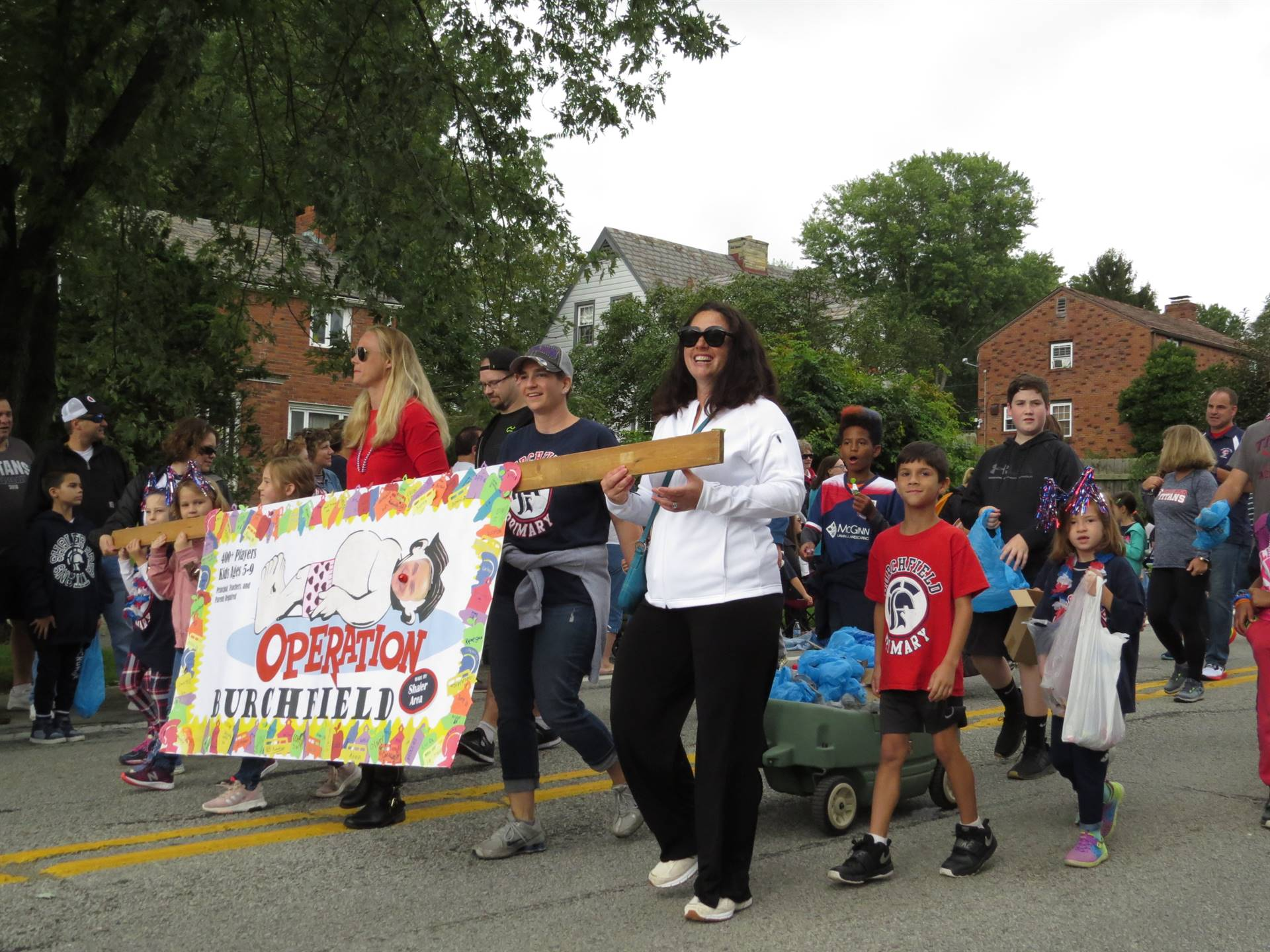 Homecoming-parade
