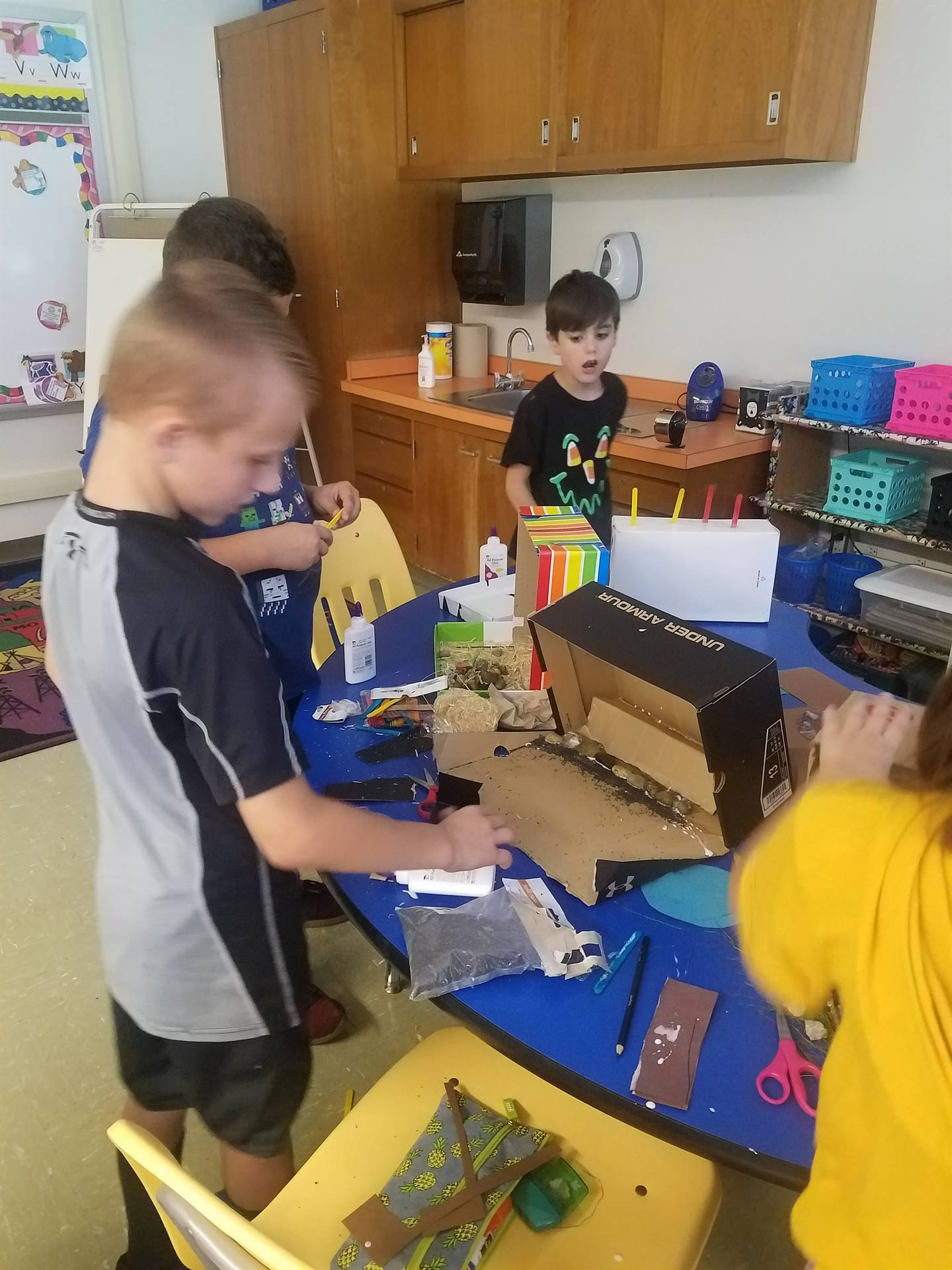 The-Boxcar-Children-Dioramas-with-3B