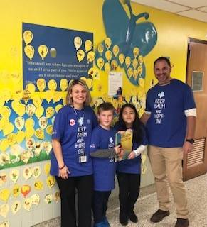 Burchfield-Caring-Team-recognizing-National-Children's-Grief-Awareness-Day