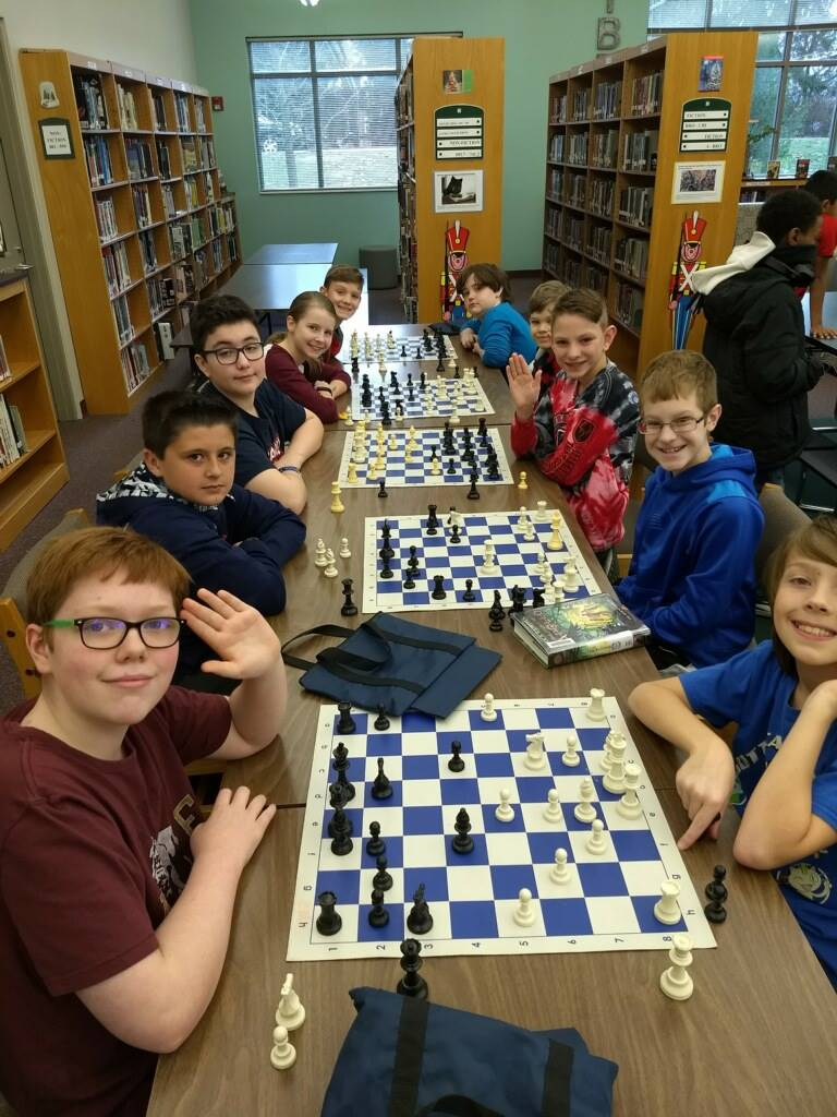 6th Grade GATE Chess