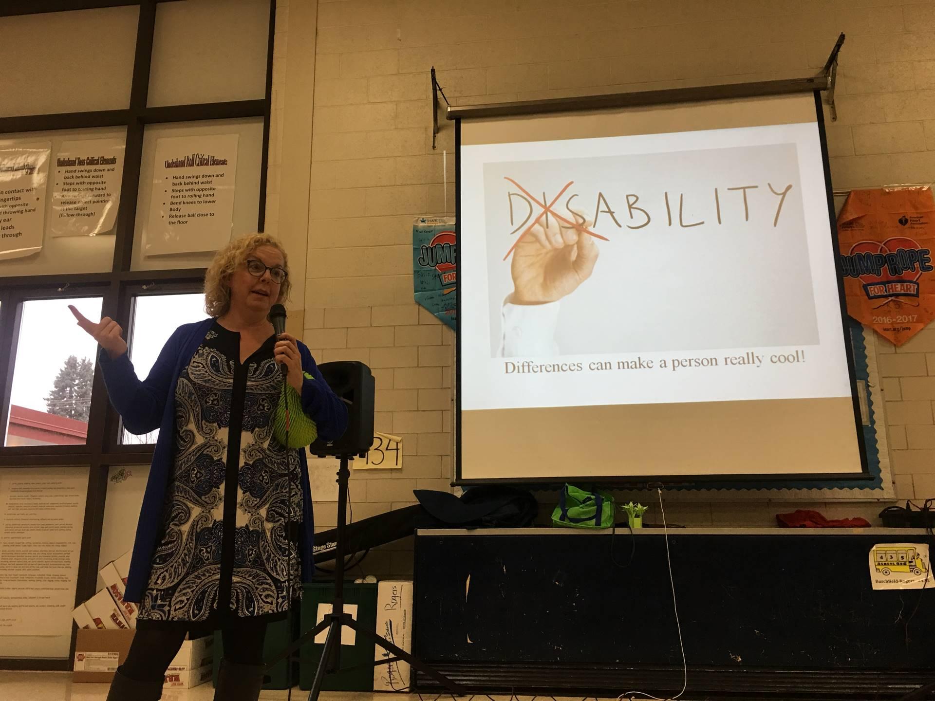 Autism speaks presentation