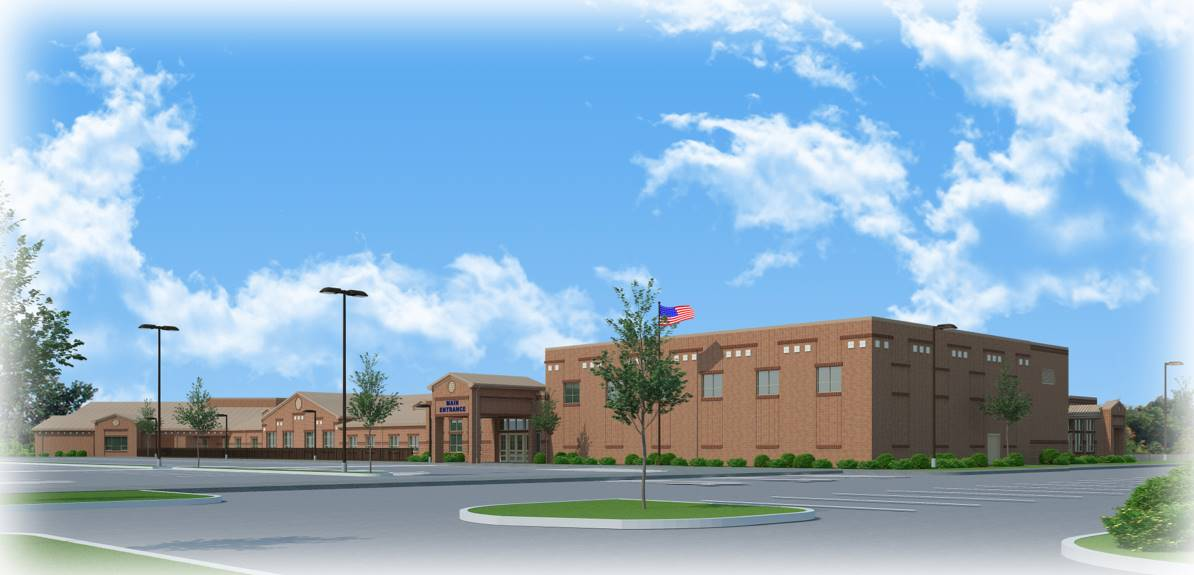 Scott Primary School artistic rendering