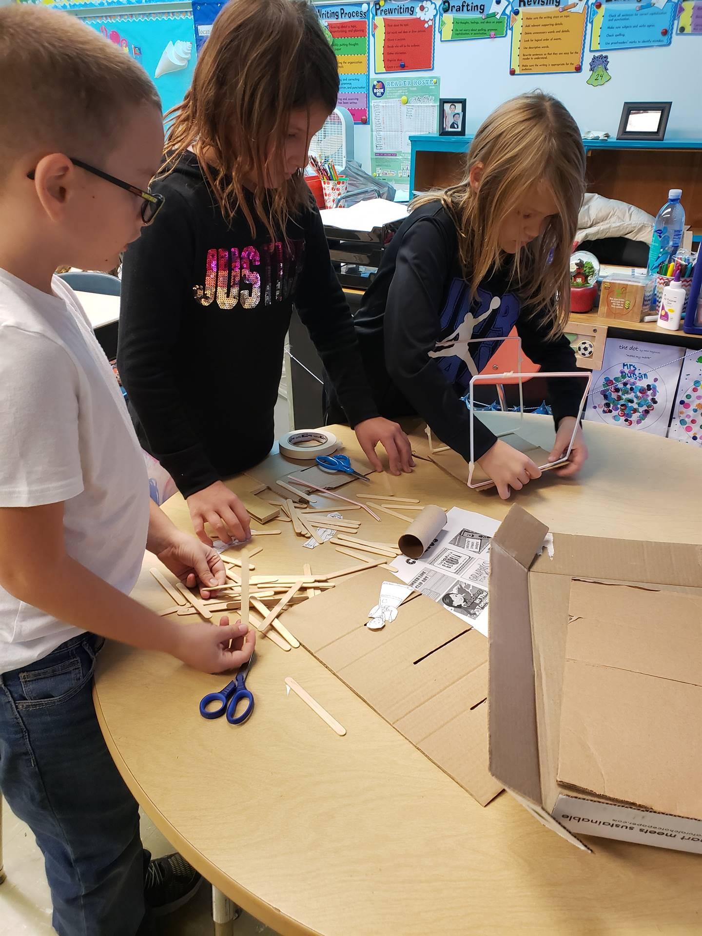 3rd-grade-Temporary-Pioneer-Shelters