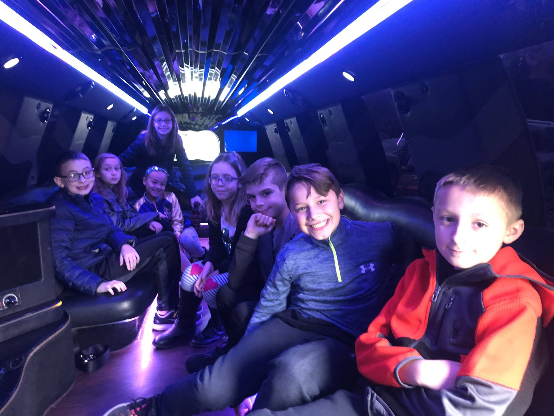 Limo Ride