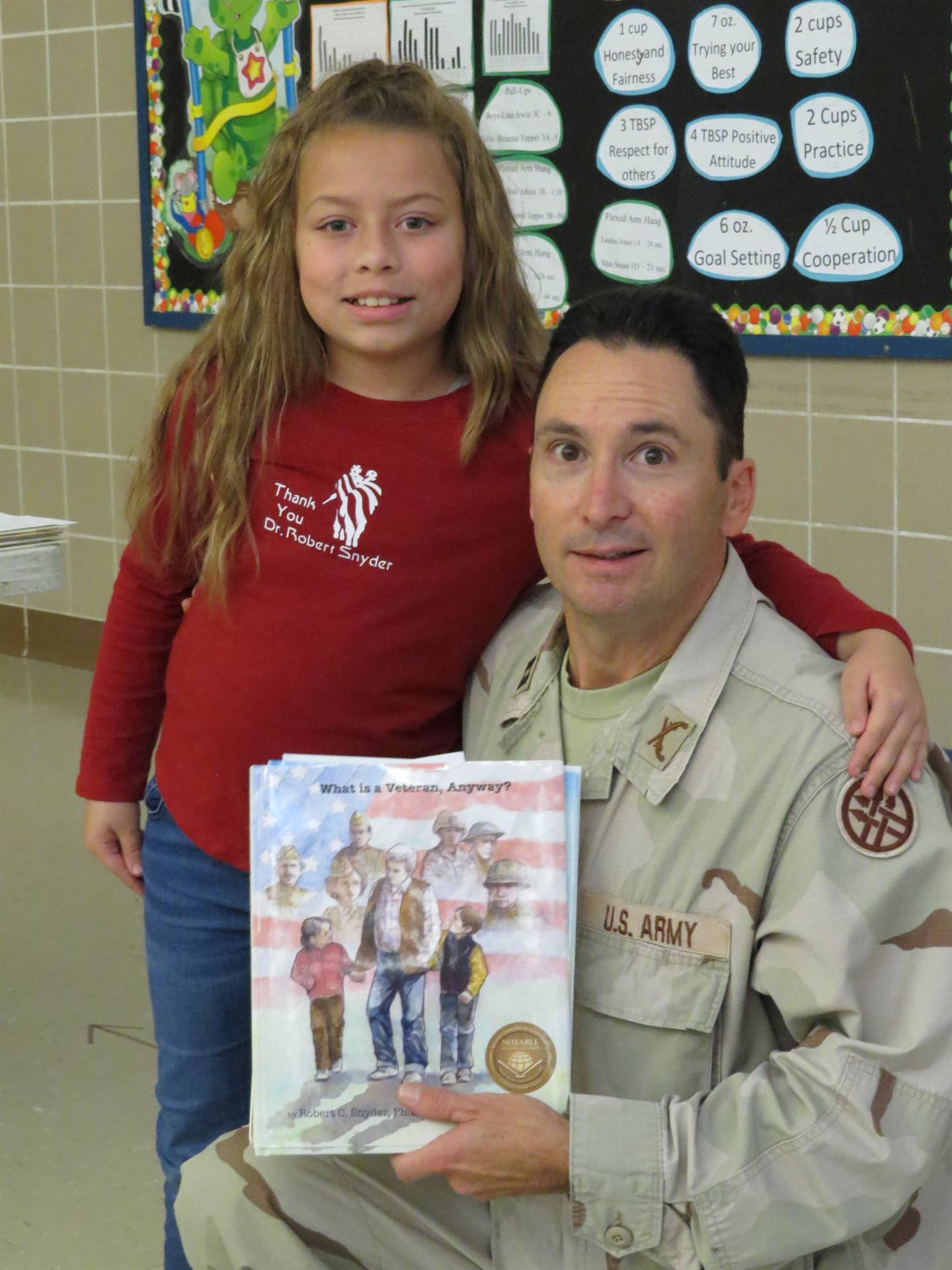 "Dr. Robert-Snyder ""What-is-a-Veteran"" Author"