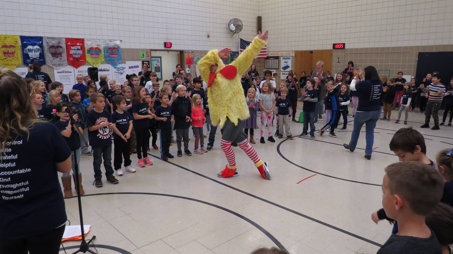 Mr. Rojik-doing-the-Chicken-Dance