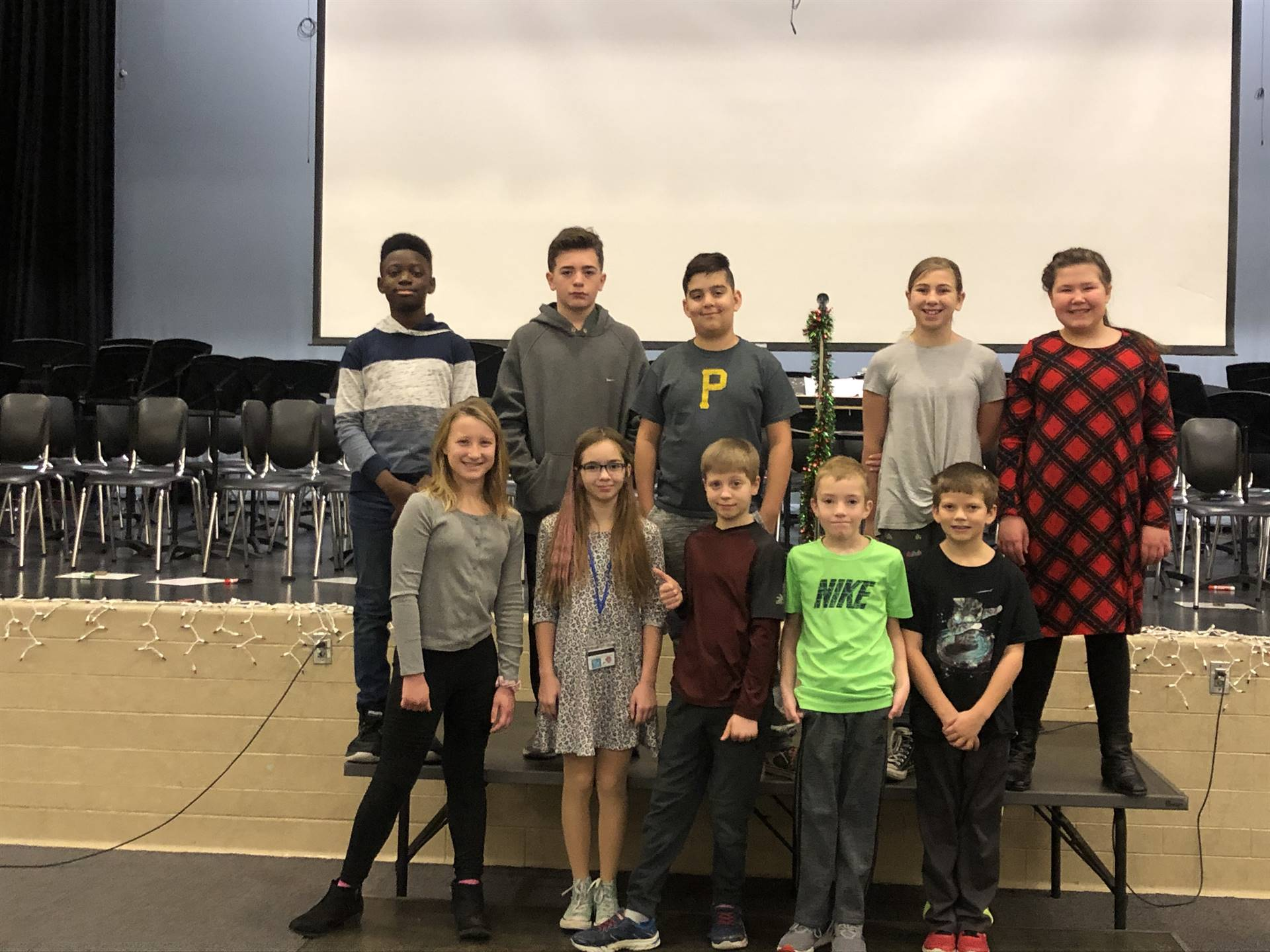 GATE Geography Bee Contestants
