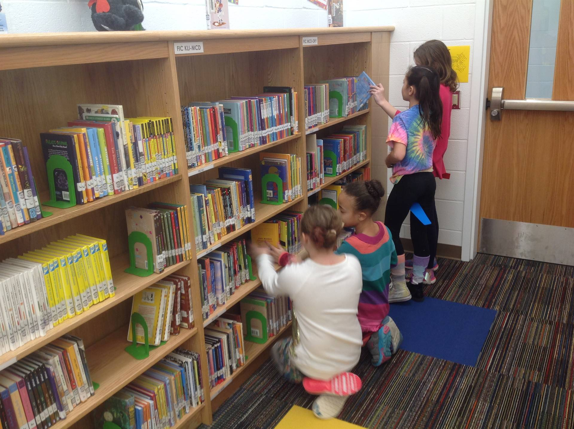 Scott Primary Library