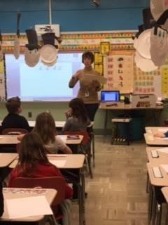 School-Nurse-Audrey-Gaskill-teaches-hygiene-with-bingo