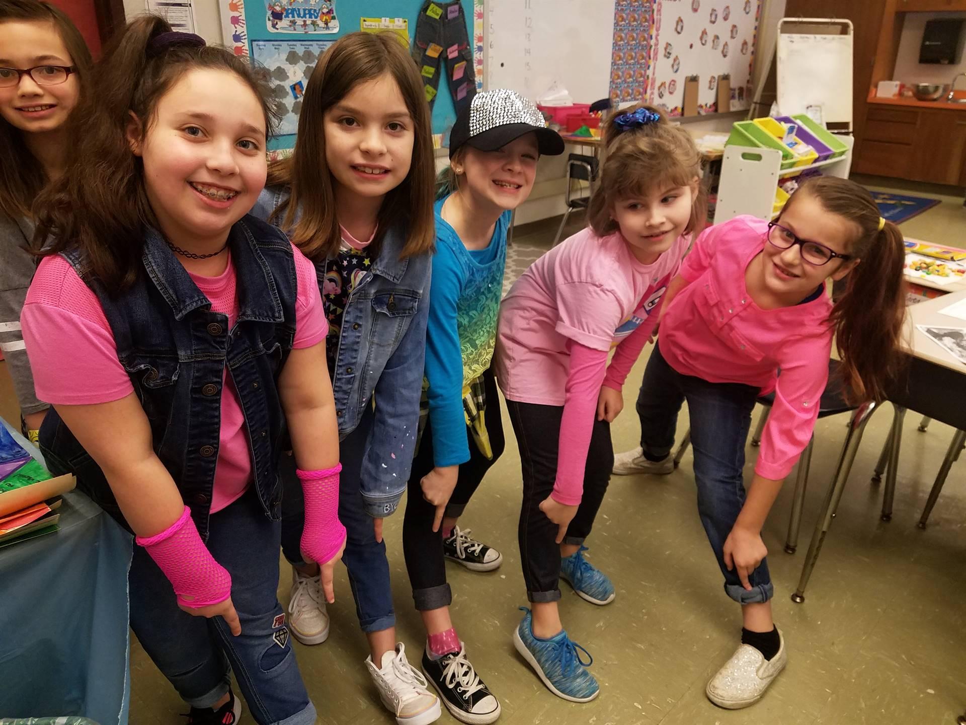 Ms.Dugan-celebrates-90th-day-in-school