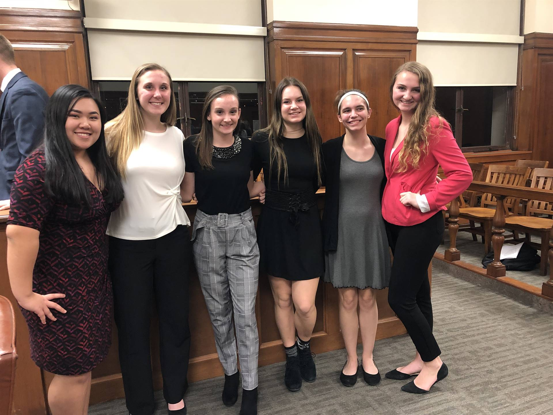 State-wide Mock Trial Prosecution