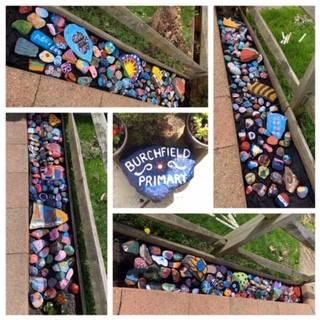 Burchfield-student's-rock-garden