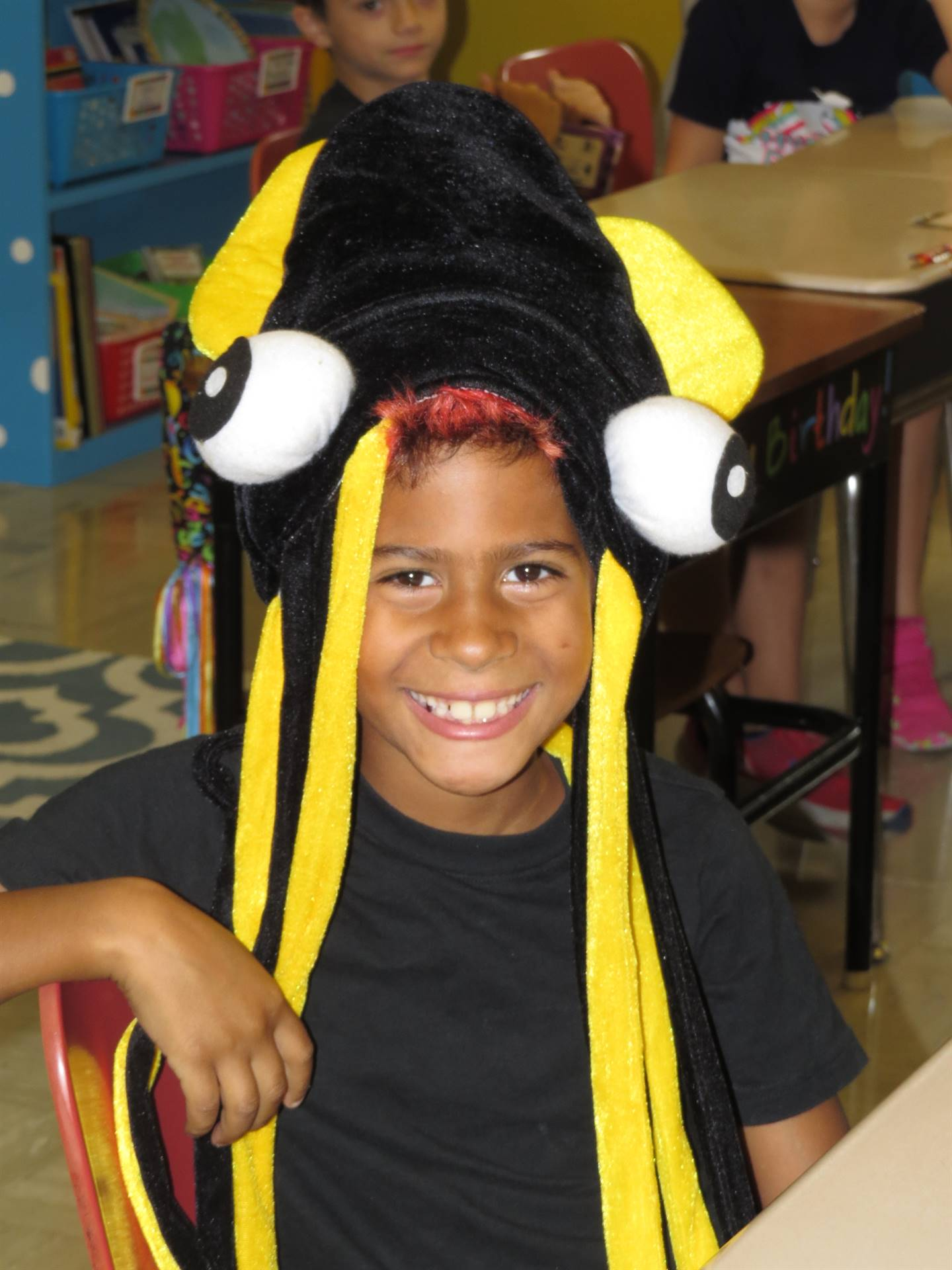 Crazy-Hat/Crazy-Hair-Day