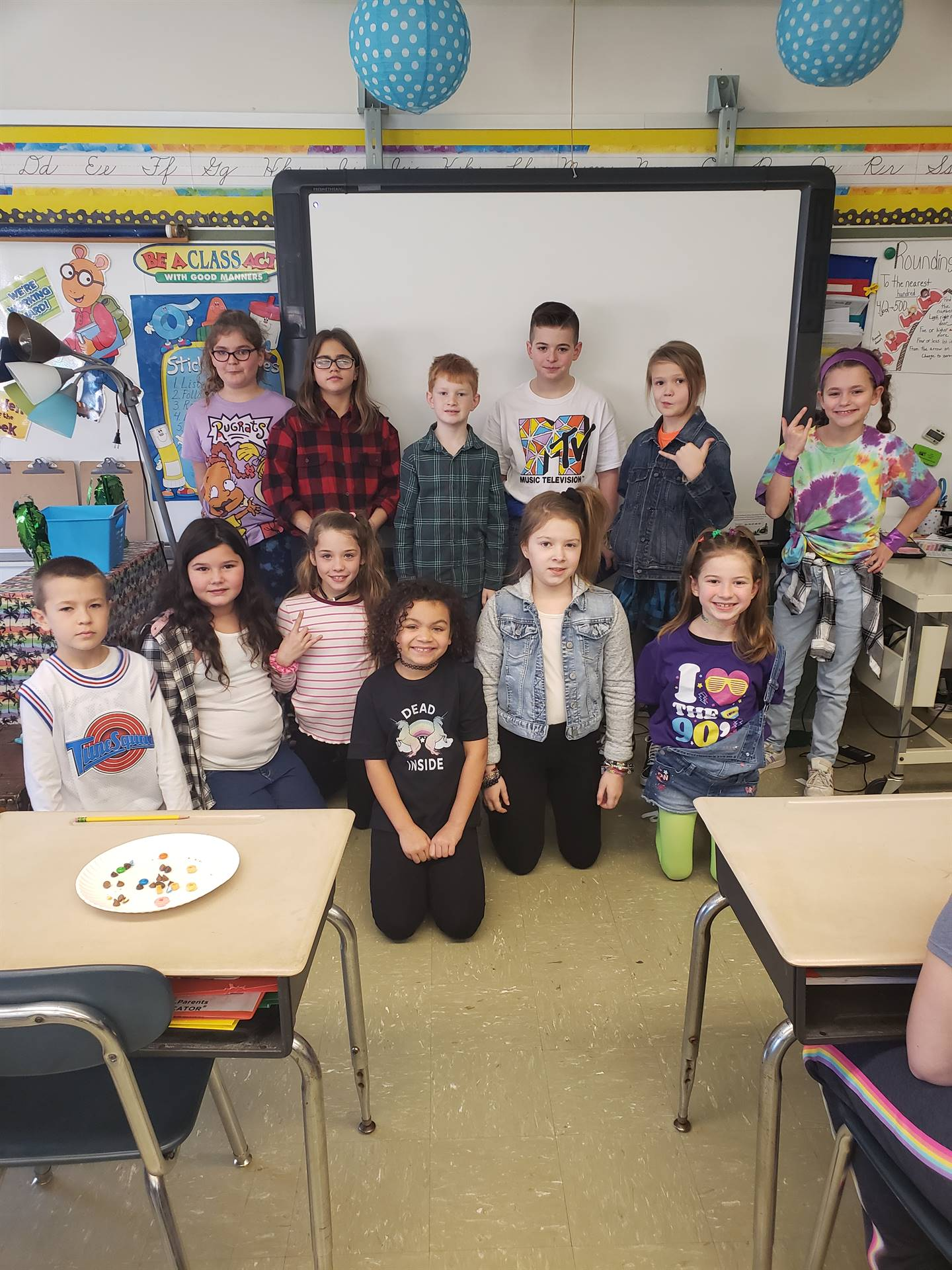 3B-celebrates-The-90th-Day-of-School