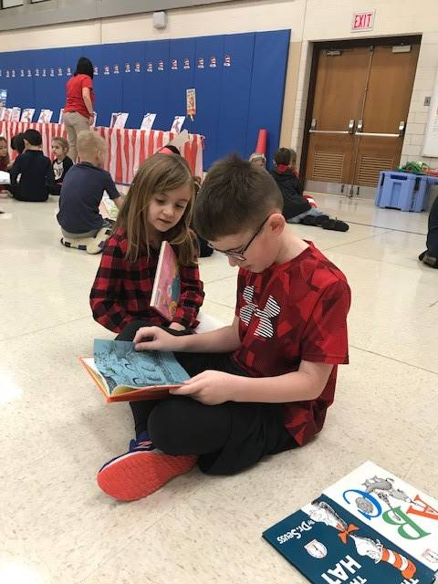 Reading-Cafe-for-Read-Across-America-Week
