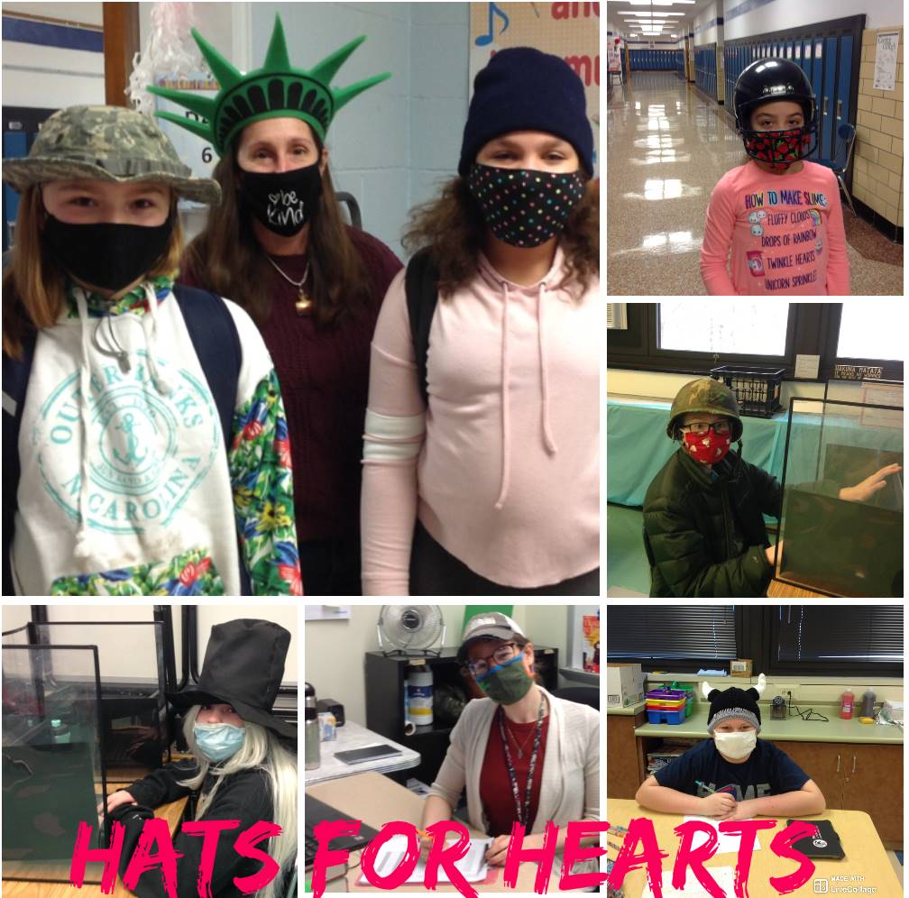 Hats for Hearts