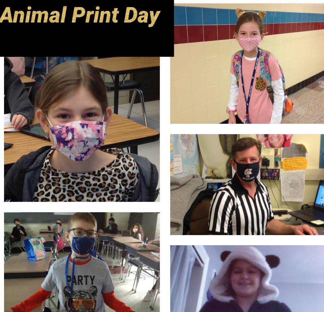 Animal Print Day