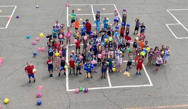 3rd grade party