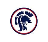 Titan head logo