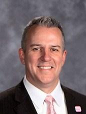 Shaler Area High School Principal Dr. Timothy Royall