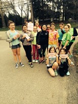 Girls on the Run Contact Neighbors